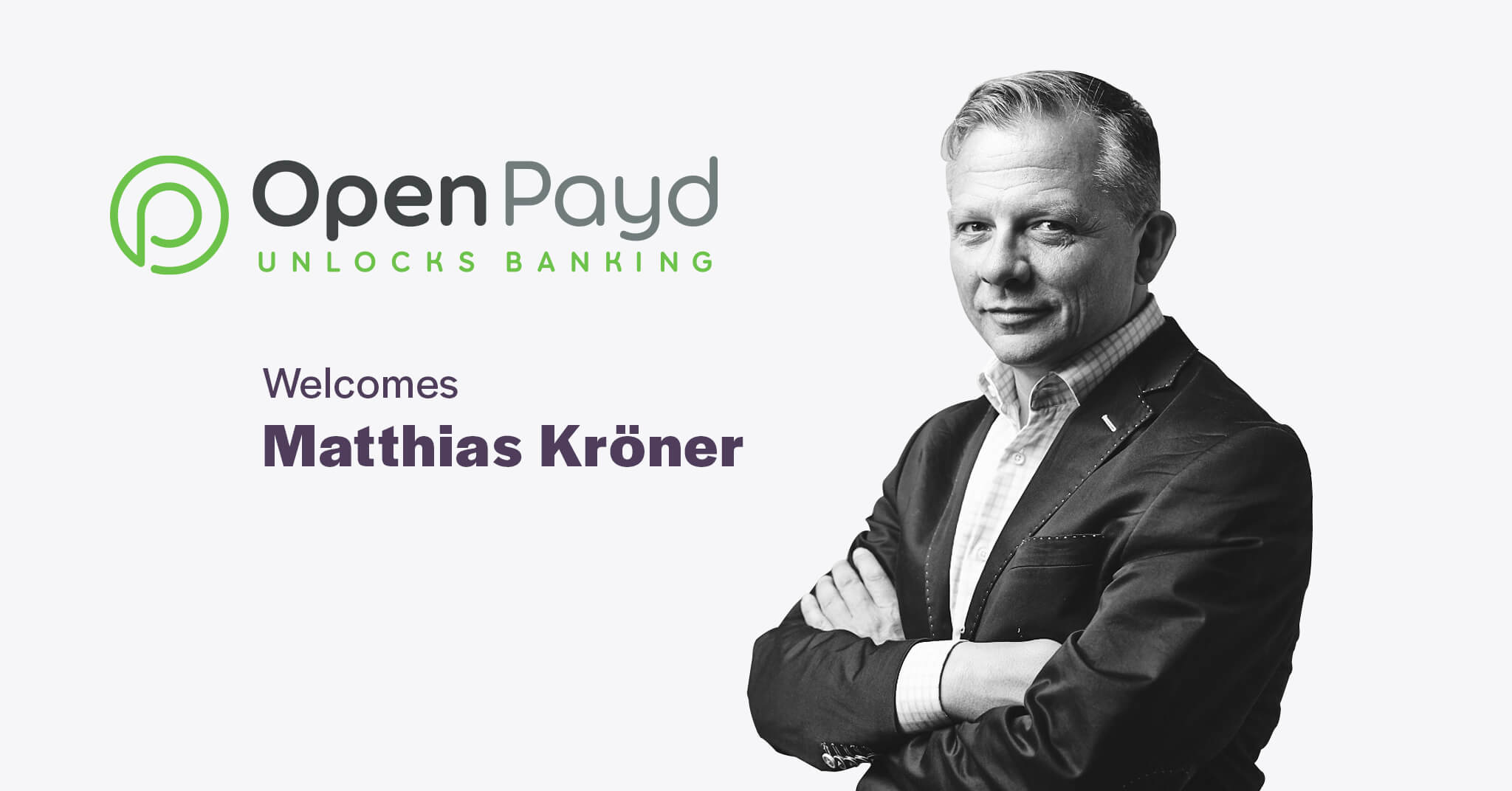 OpenPayd Appoints Matthias Kröner As Senior Advisor