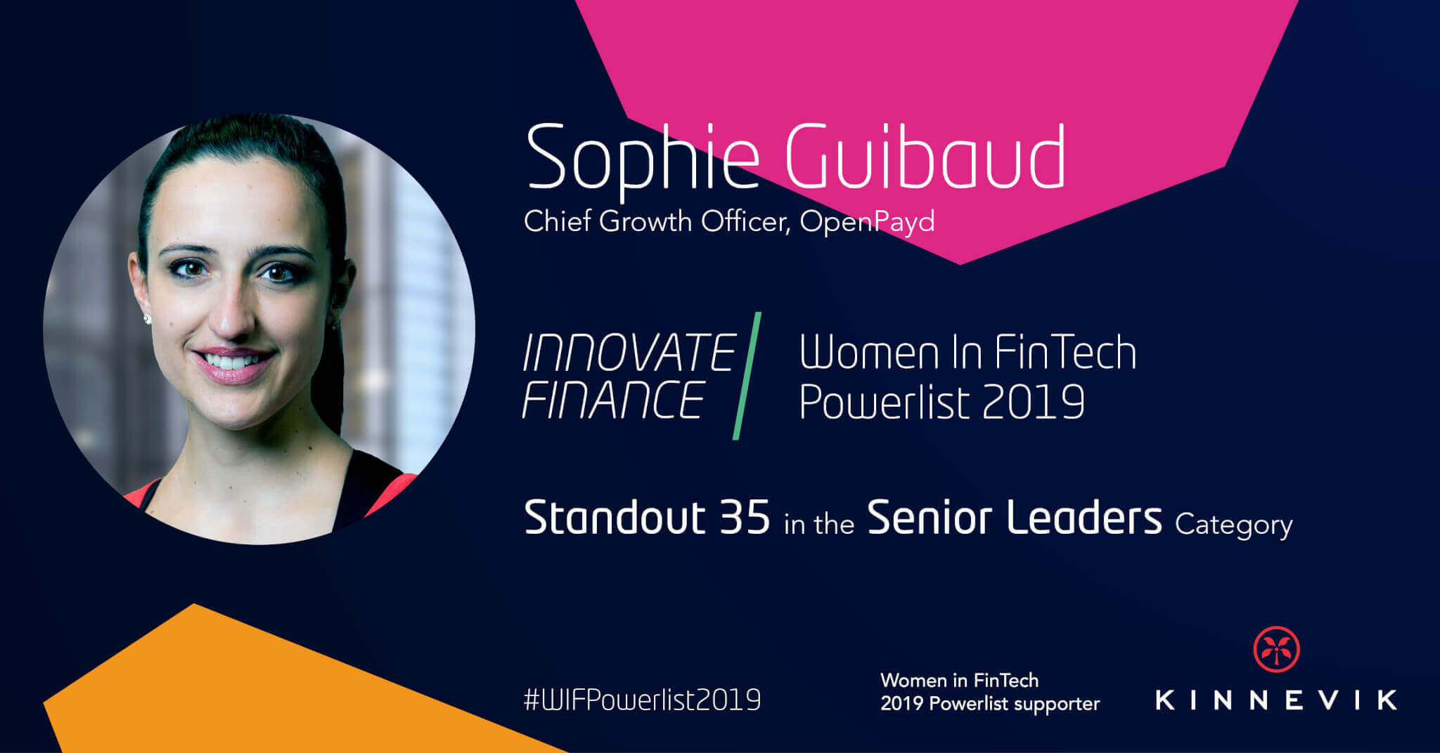 Women In FinTech Powerlist 2019 Revealed