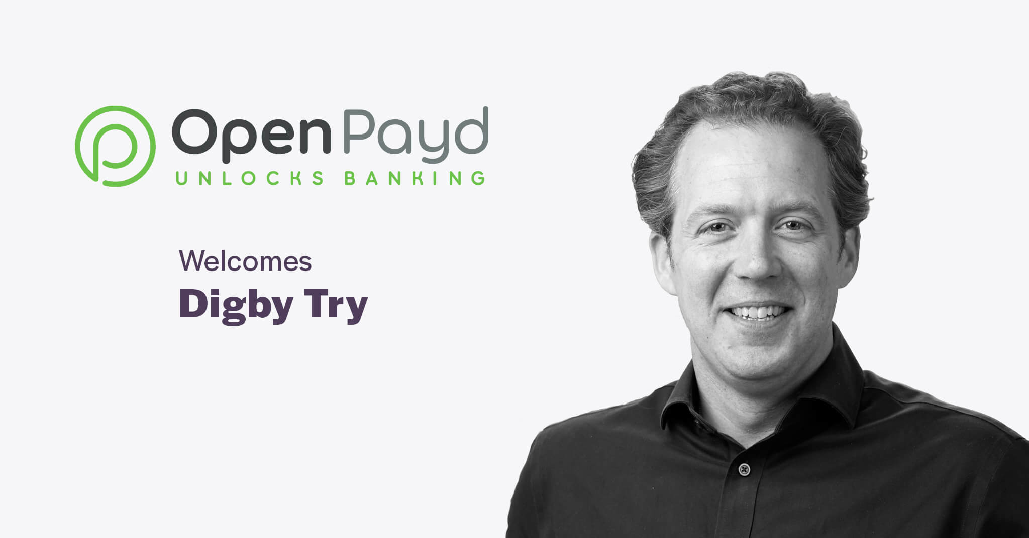 OpenPayd Appoints Digby Try As Head of Sales
