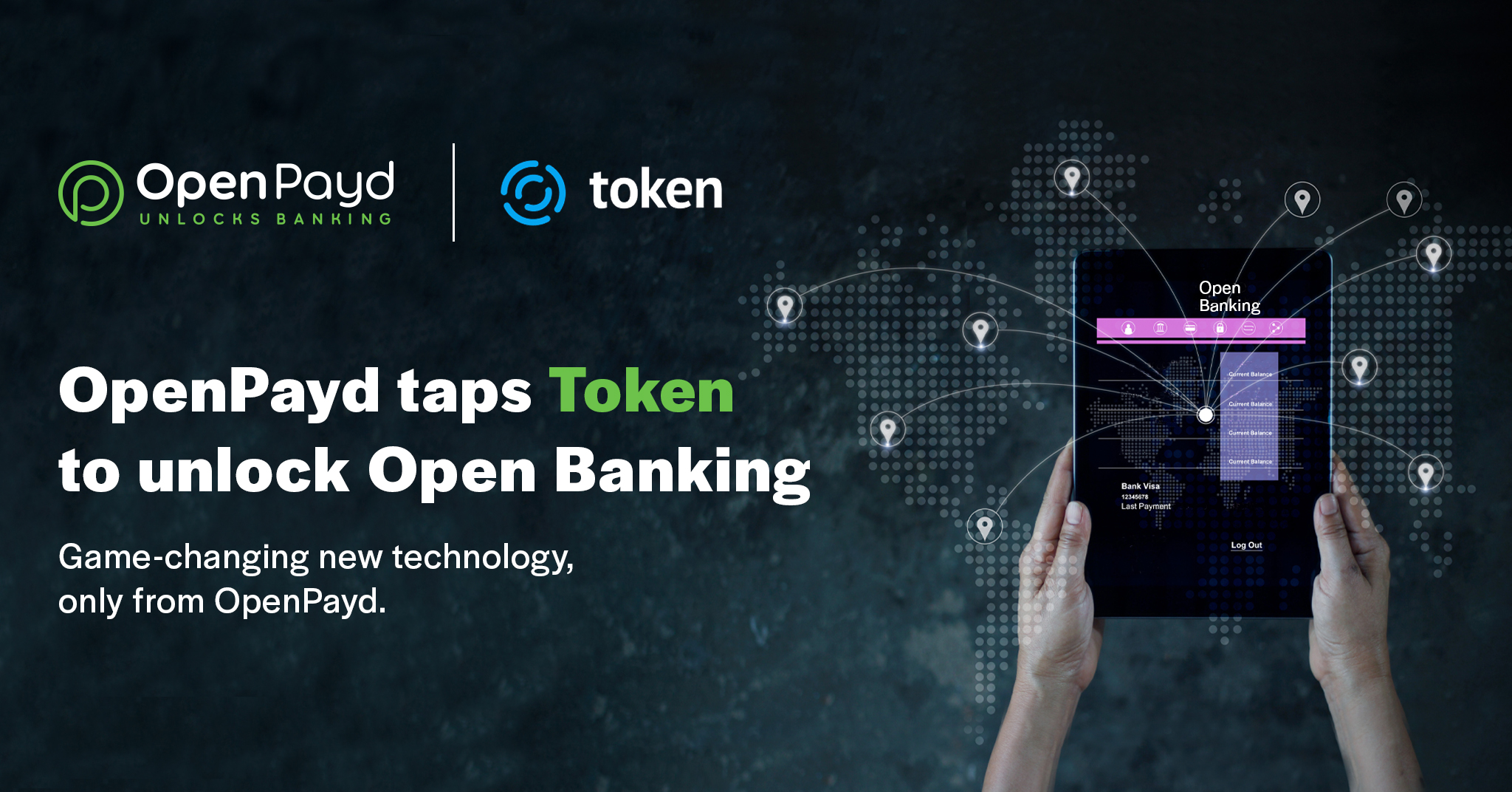 OpenPayd partners with Token to unlock Open Banking for business