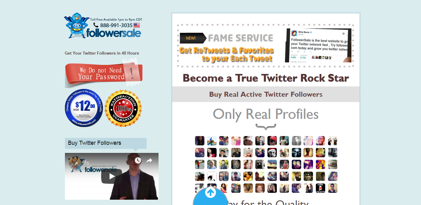 Buy Twitter Followers Review 2019: Is It Legit, Reliable, or a Scam?