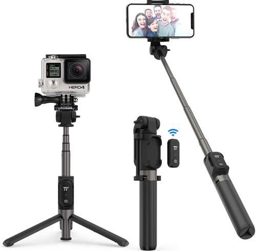 Bastone Per Selfie Taotronics 4 In 1 Con Telecomando