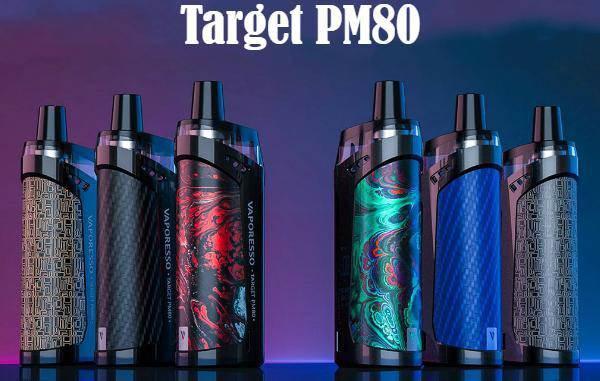 Vaporesso Target Pm80 Sub Ohm Pod Mod Kit