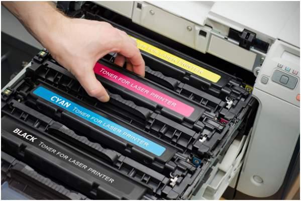 Toner stampante