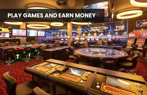 Play games and earn money!