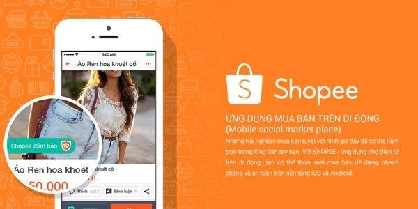 Kinh nghiệm bán hàng trên Shopee - Ưu điểm khi bán hàng trên Shopee