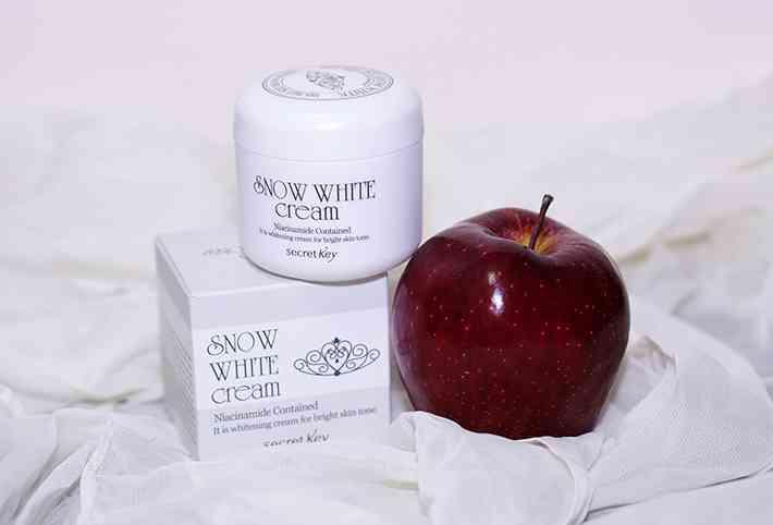 kem dưỡng trắng da Hàn Quốc Snow White Cream