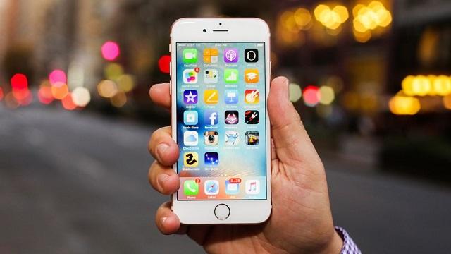 iphone-6s smartphone tầm trung