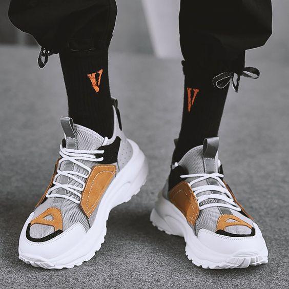xu hướng giày sneaker 2019
