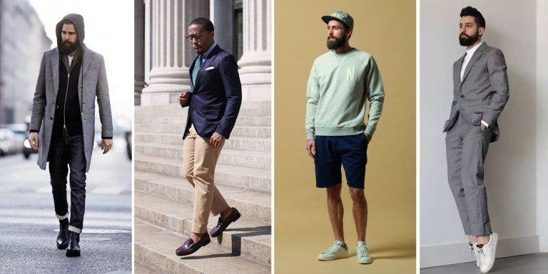 3 cách phối quần áo cho nam giới thấp, chiều cao khiêm tốn