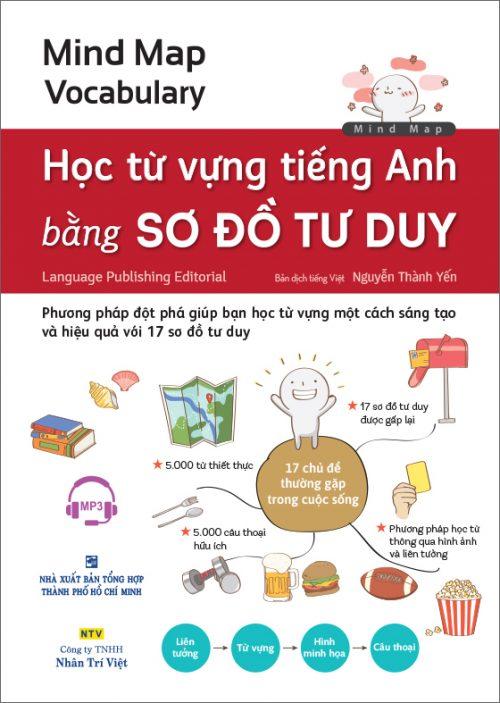 Shopee khuyến mãi sách hay - Mind Map Vocabulary - Học Từ Vựng Tiếng Anh Bằng Sơ Đồ Tư Duy