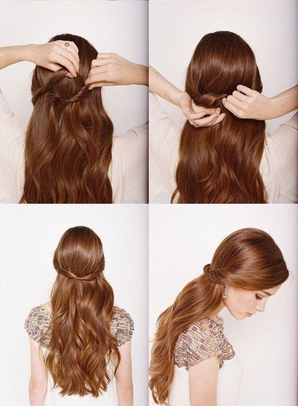 học cách tết tóc tại nhà trong 14 ngày