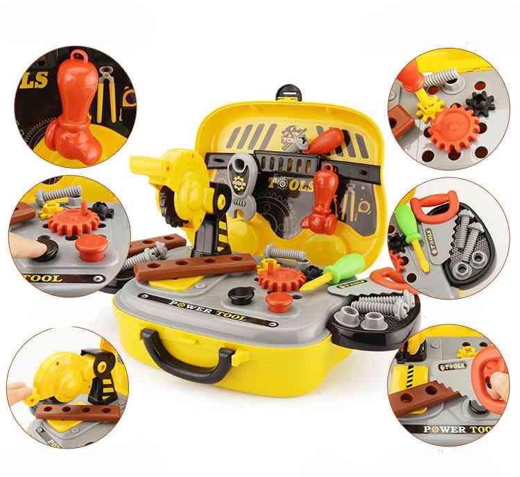 đồ chơi hướng nghiệp cho trẻ em - đồ chơi làm kỹ sư