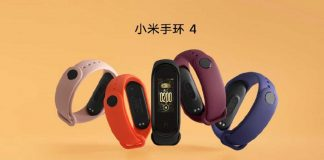 Review Miband 4