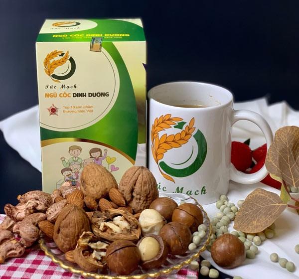 Ngũ cốc giảm cân Túc mạch được rất nhiều người tin dùng hiện nay