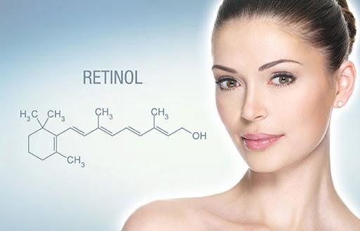 So sánh Retinol và Tretinoin - Retinol là một dạng phái sinh của vitamin A, giúp cải thiện tình trạng lão hóa da