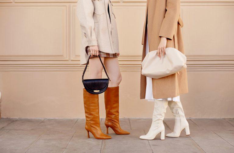 Top những mẫu boot cổ cao đẹp HOT nhất hiện nay