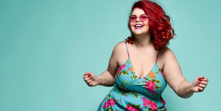 """""""Bật mí"""" cách chọn váy cho người béo bụng lùn"""