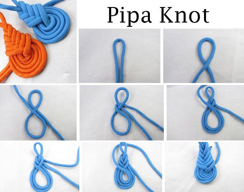 Pipa Knot có nguồn gốc từ Trung Hoa.