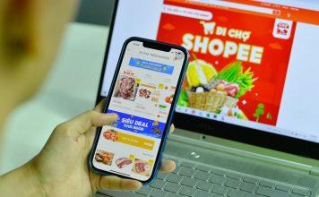 đi siêu thị online
