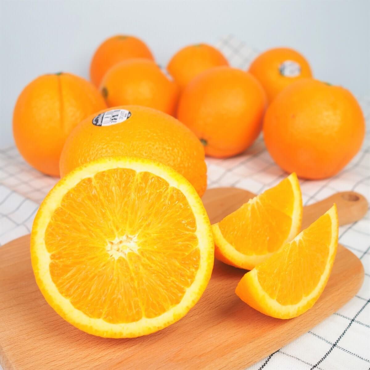 Cam là một trong những loại trái cây tăng sức đề kháng rất tốt.