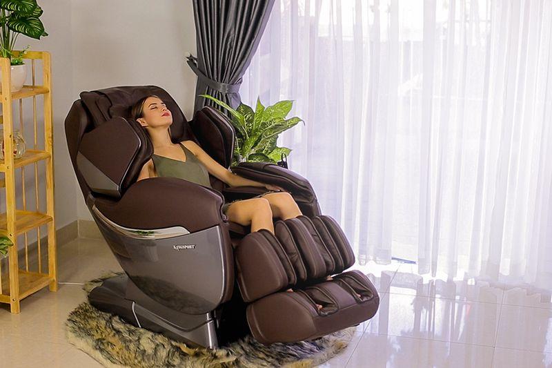 Ghế massage Kingsport G25 là sự lựa chọn hoàn hảo cho bạn với những tính năng hiện đại.