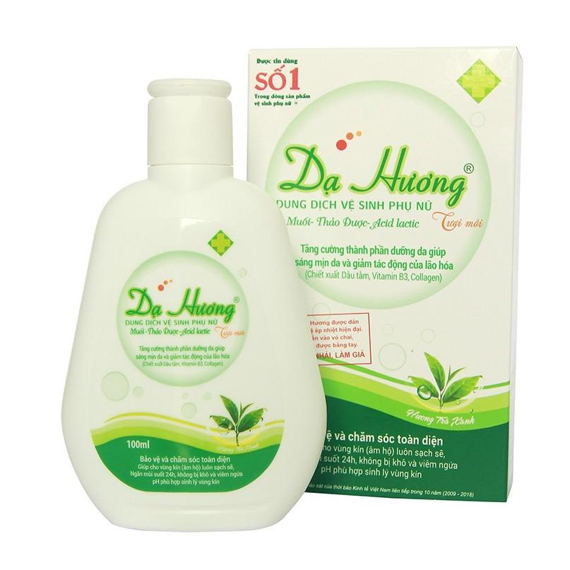 Dạ Hương là dung dịch vệ sinh vô cùng quen thuộc với phụ nữ Việt.