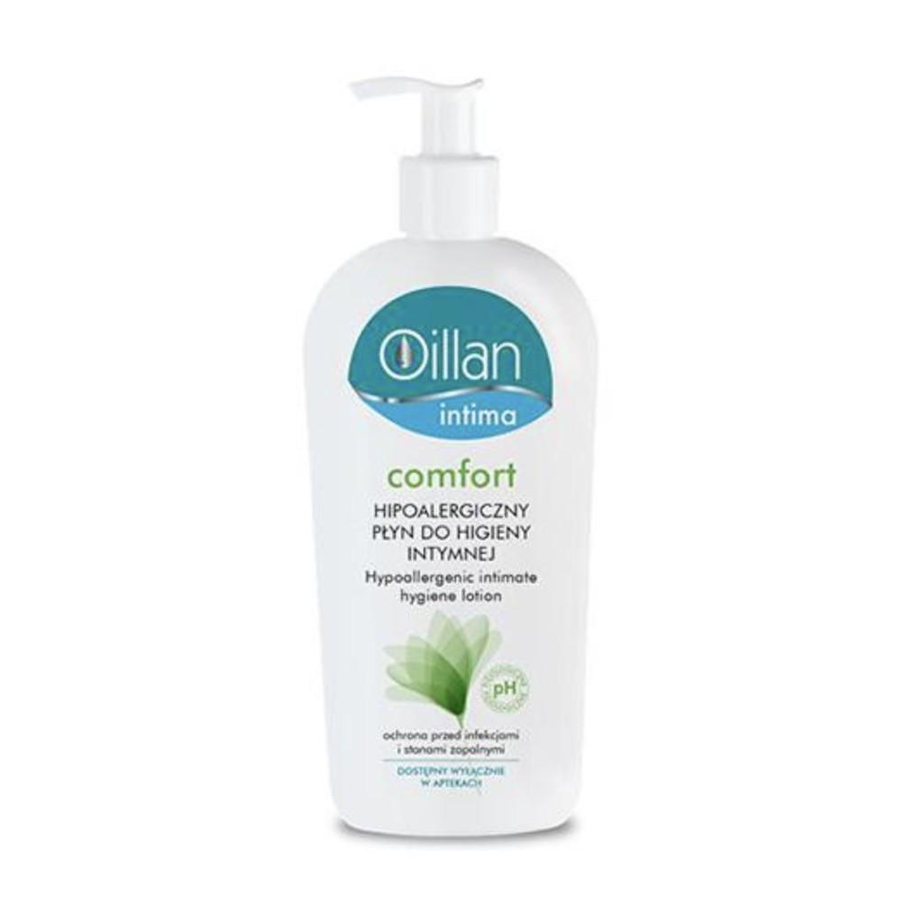 Dung dịch vệ sinh tốt cho bà bầu Oillan chứa thảo dược vô cùng an toàn với sức khỏe mẹ bầu
