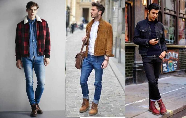 6 cách phối đồ với giày boot nam lịch lãm và sang trọng