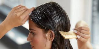 review ủ tóc bằng dầu dừa