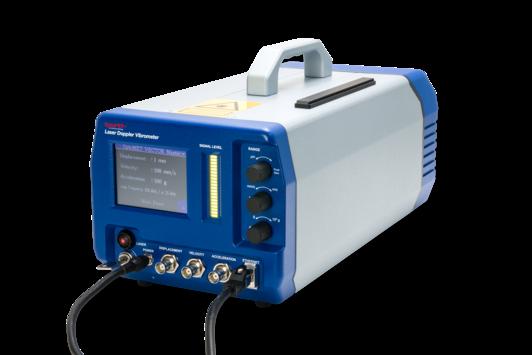 Laser Vibrometer Steuerung