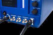 [Translate to Französisch:] Laser Vibrometer BNC connectors