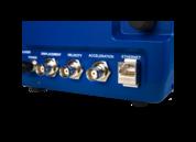 Laser Vibrometer BNC Verbindungen