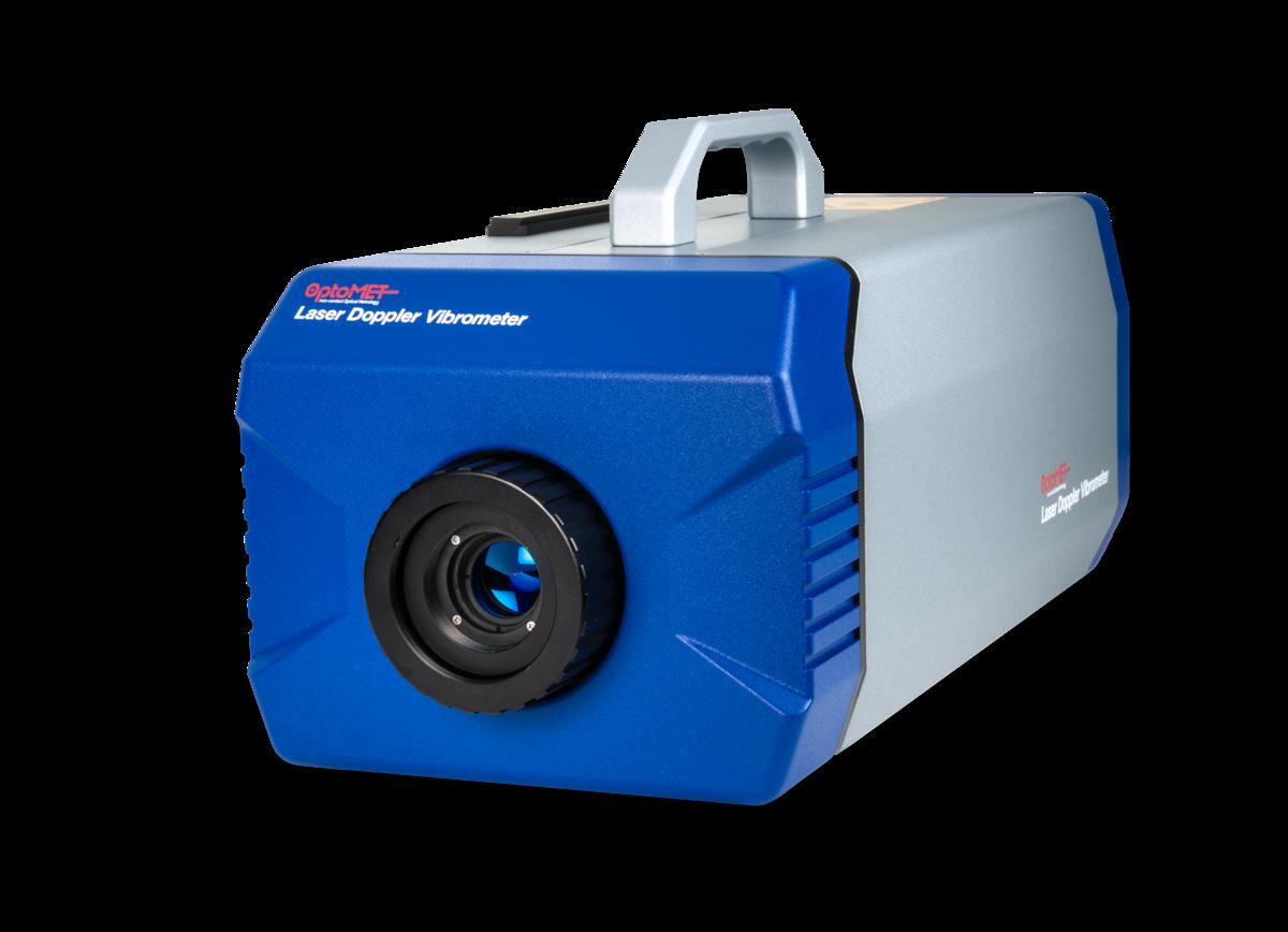 Helium Neon Laser Vibrometer