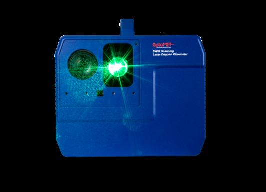 [Translate to Französisch:] Scanning Laser Vibrometer
