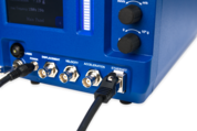 Laser Vibrometer Ethernet digital connection