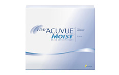 1 Day Acuvue Moist - 90 lenses