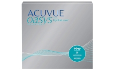 Acuvue Oasys 1 Day with HydraLuxe - 90 Pack