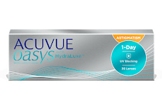 Acuvue Oasys 1 Day for Astigmatism Contact Lenses
