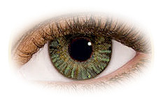 Air Optix Colors Green Contact Lenses