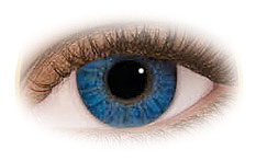 Air Optix Colors Brilliant Blue Contact Lenses