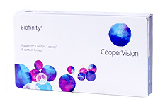 Biofinity - 6 pack