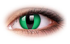 ColourVue Anaconda Coloured Contact Lenses