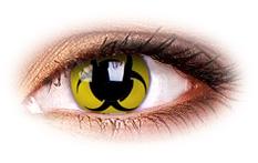 ColourVue Bio Hazard Contact Lenses
