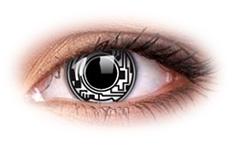 ColourVue Cyborg Contact Lenses