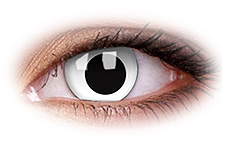 ColourVue Cross Eyed Contact Lenses