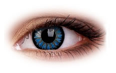 Glamour Aqua Contact Lenses