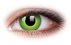 ColourVue Hulk Coloured Contact Lenses
