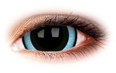 ColourVue Mini Sclera Nebulos 17mm Contact Lenses