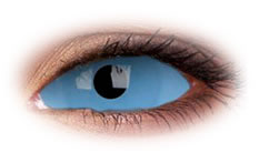 Athena Blue 22mm Sclera Contact Lenses